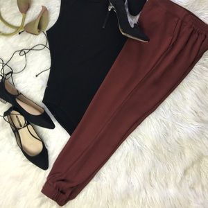 Forever 21 Crop Pant